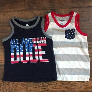 Other - Boys tank top bundle